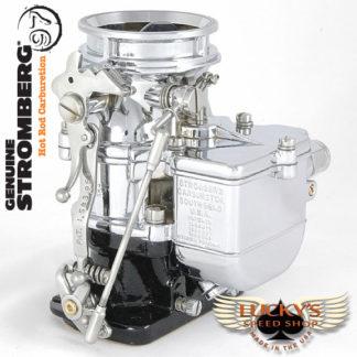 Stromberg 97 Carburetor 9510A-CHR
