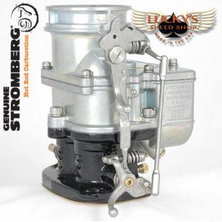 Stromberg BIG97 Carb LZ-Style Push Throttle