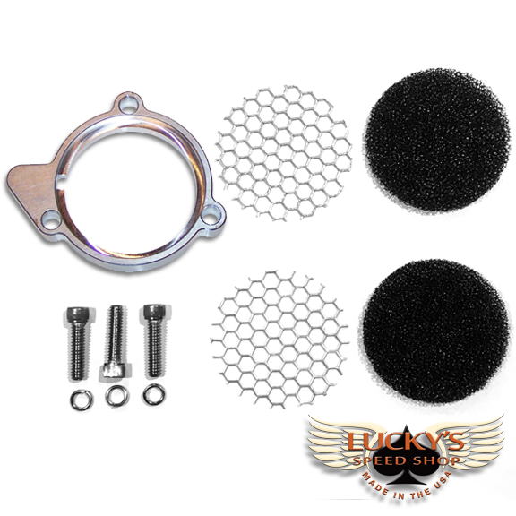 Velocity Stack Air Filter for S&S Carb