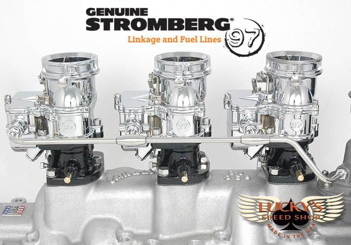 Stromberg 9145-59A-P