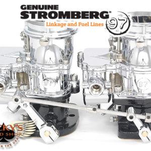 Stromberg TwoStep Linkage 7-1/2