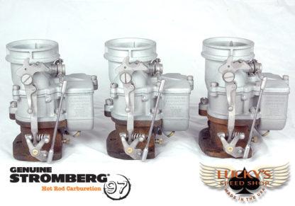 Stromberg BIG97 Tri-Power - Barn Find