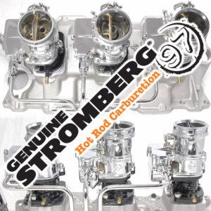 Stromberg BIG97 Tri-Powers