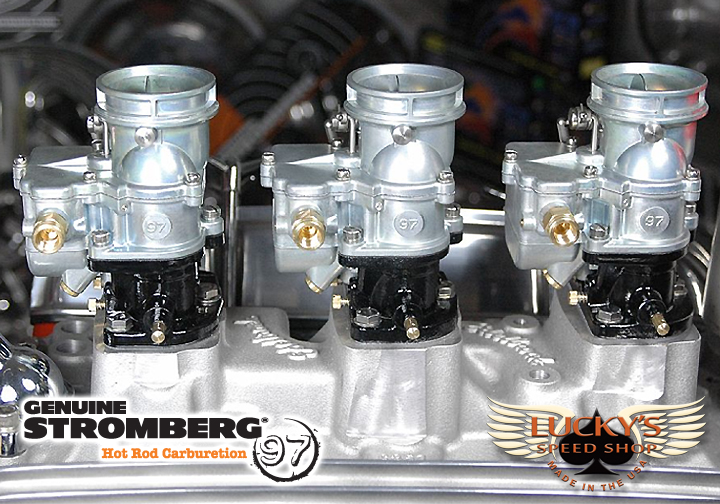 Stromberg 9510A-BIG-TRI