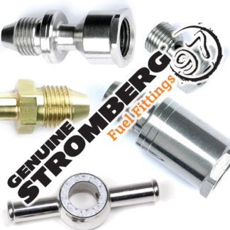 Stromberg Fuel Fittings